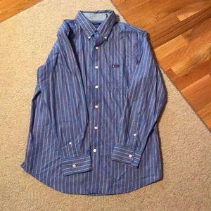 Men's  CHAPS dress shirt. Size Medium